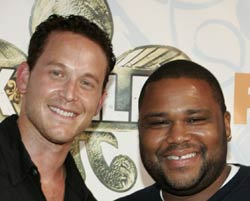 Cole Hauser and Anthony Anderson