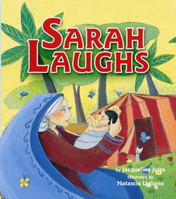 Sarah Laughs cover