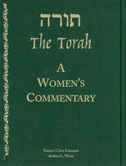 URJ women's commentary cover