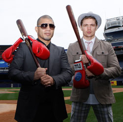 Yuri Foreman and Miguel Cotto