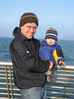 Birger and Leif Stamperdahl