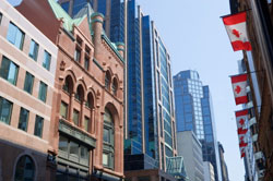 Downtown Toronto Younge Street