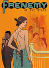 Frenemy of the State comic cover