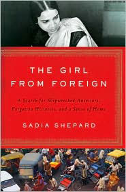 Girl From Foreign cover