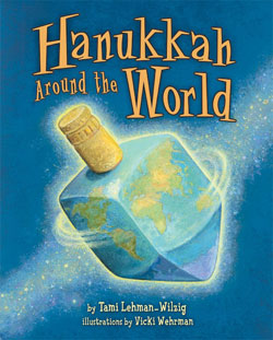 Hanukkah Around the World cover