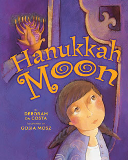 Hanukkah Moon cover