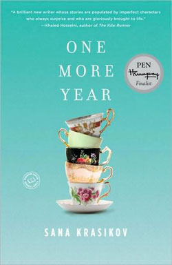 One More Year by Sana Krasikov cover