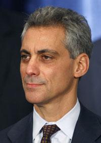 Rahm Emanuel Reuters