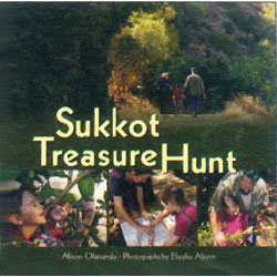 Sukkot Treasure Hunt cover
