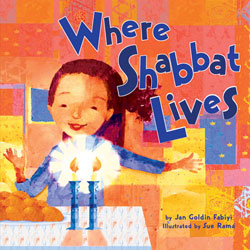 Where Shabbat Lives cover