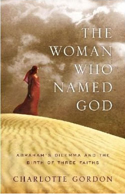 The Woman Who Named God cover