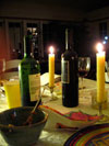 seder table Yackley