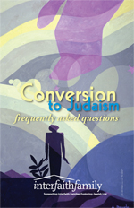 Conversion to Judaism: frequently asked questions