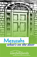 Mezuzahs: What's on the Door?