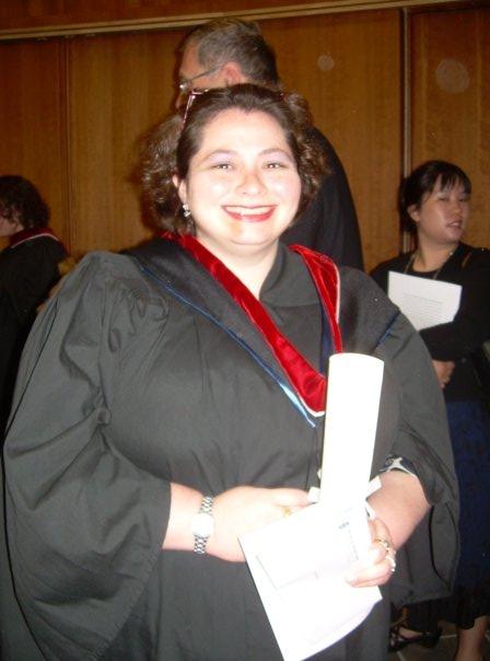 Rabbi Emily Losben-Ostrov
