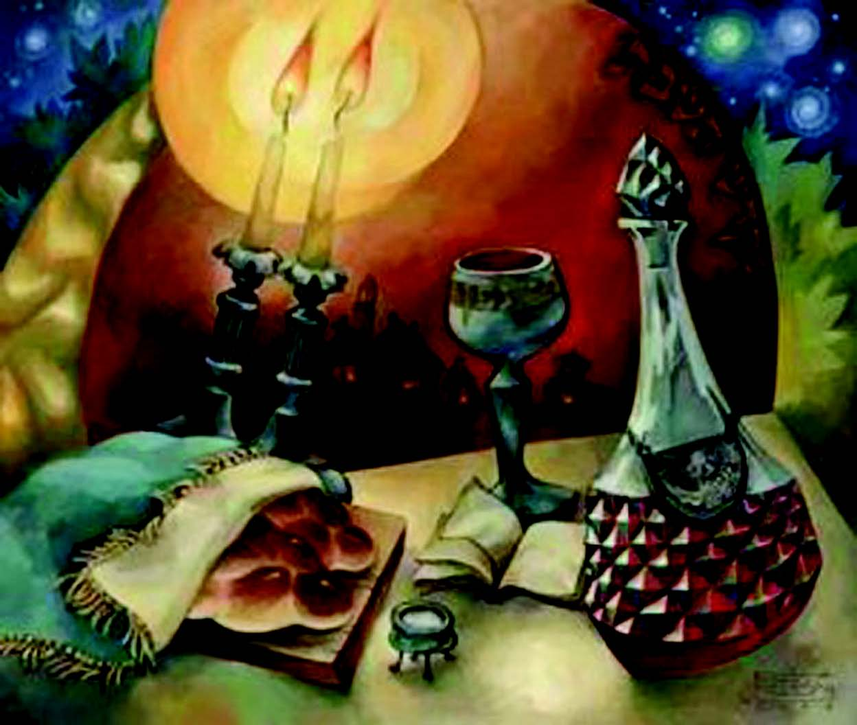 Shabbat And Havdalah Interfaithfamily