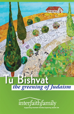 Tu Bishvat: the greening of Judaism