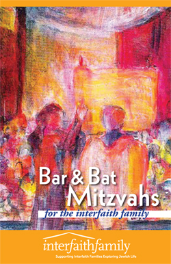 Bar Mitzvah and Bat Mitzvah Booklet