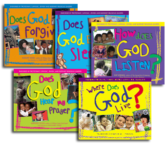 Children's Spirituality Quest Set