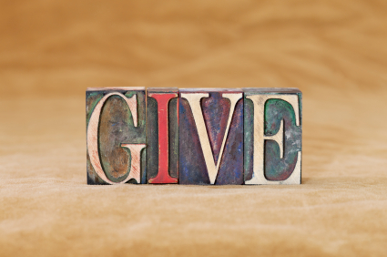Give (and Take)