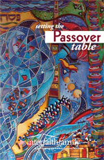 Setting The Passover Table Made Easy