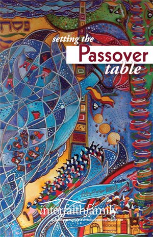 Setting The Passover Table Made Easy - InterfaithFamily