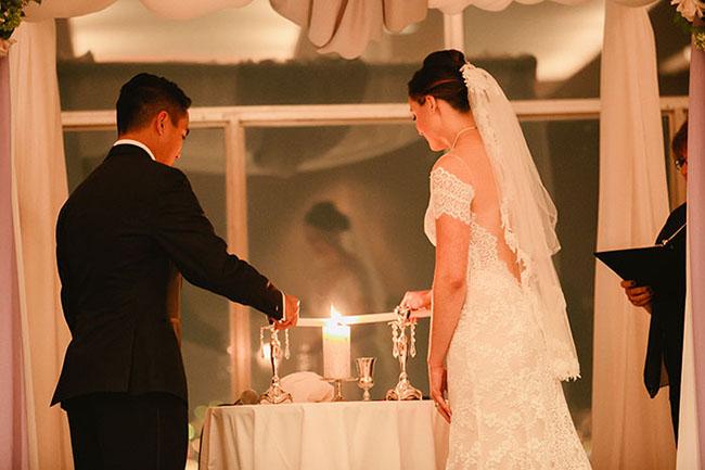 Candle Lighting & Issues Specific to Jewish u2013 Christian Weddings u2013 InterfaithFamily azcodes.com