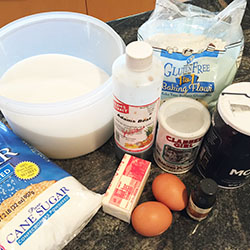 gluten-free hamentaschen ingredients