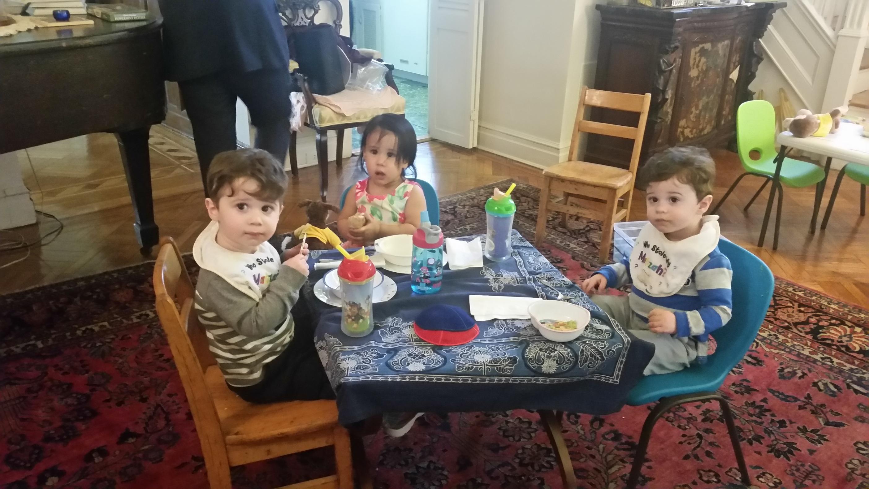 The Kids Table Interfaithfamily