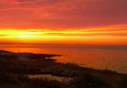 Cape Ann Sunset