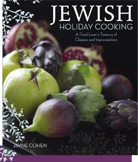 Jayne Cohen cookbook cover