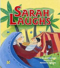 Sarah Laughs cover