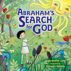 Abraham's Search for God cover