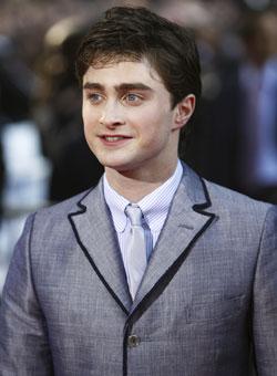 Daniel Radcliffe New York 2009