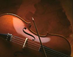 cello with bow