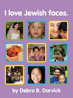 Debra Darvick I Love Jewish Faces