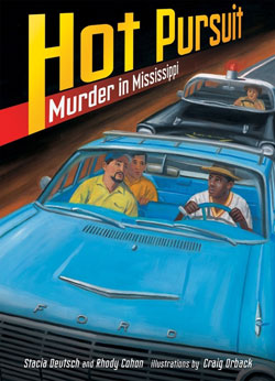 Hot Pursuit Murder in Mississippi