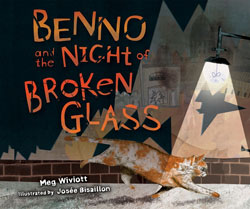 Benno and the Night of Broken Glass cover