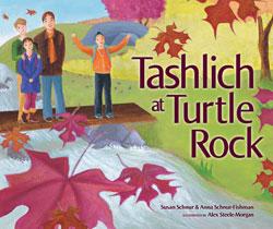 Tashlich at Turtle Rock book cover