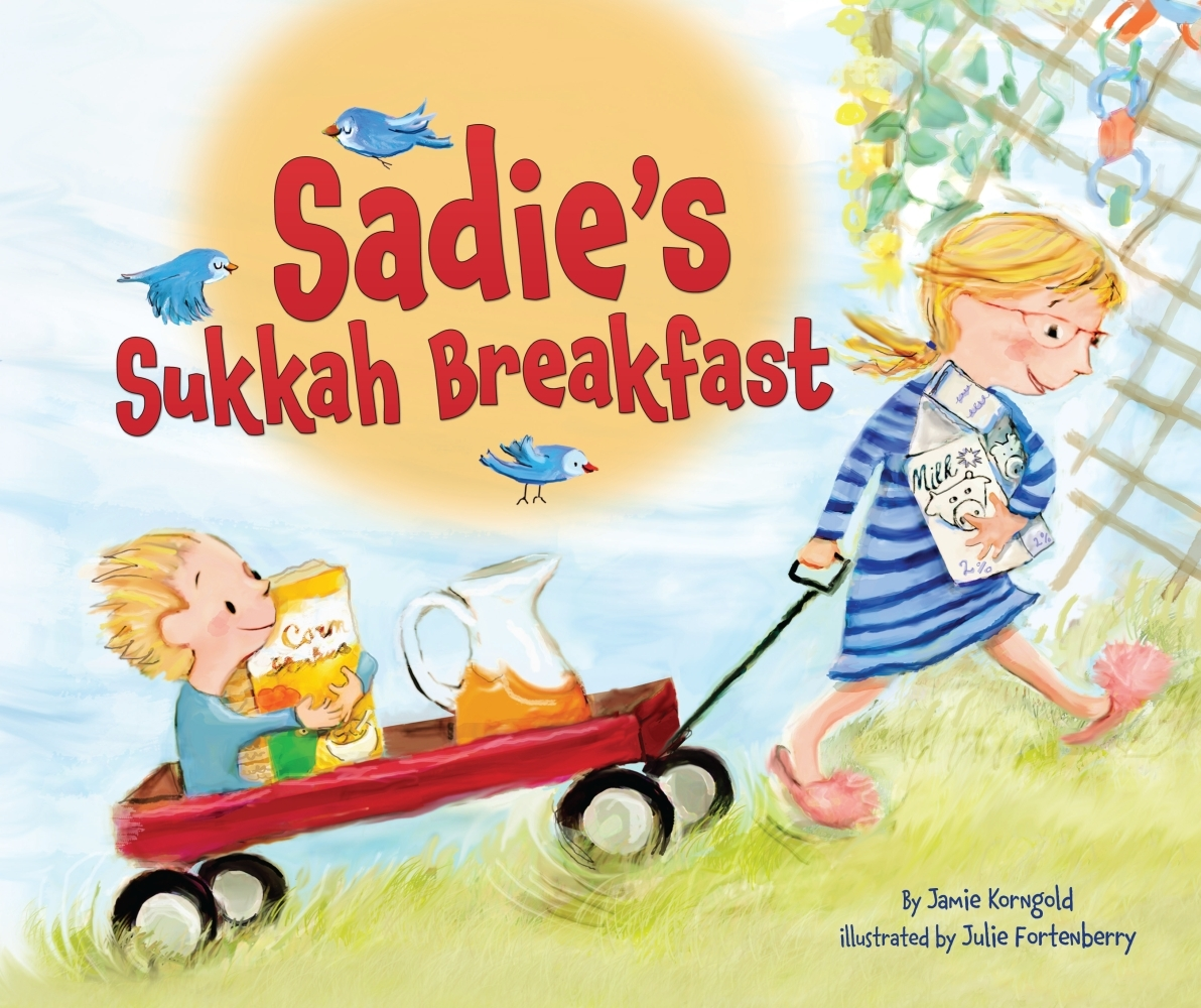 Review of whats the buzz and sadies sukkah breakfast as yigal takes the kids around the colony the children ask questions make comments and laugh at jokes giving the author a chance to personalize the story m4hsunfo