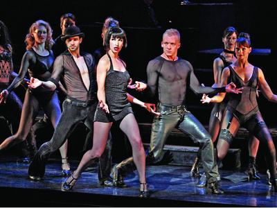 Nikka Graff Lanzarone in Chicago on Broadway