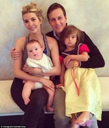Ivanka's family