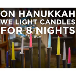 How to do Hanukkah Video