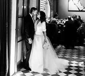Jan & Lori's wedding