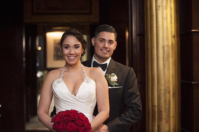 Jessica and Ryan