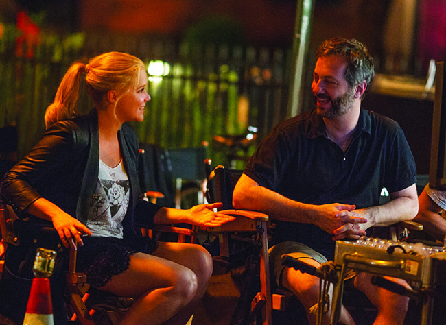 Amy Schumer & Judd Apatow