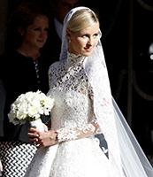 Nikki Hilton bride