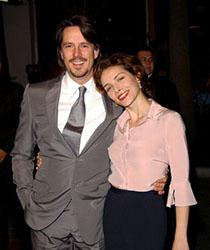 Charles Randolph & Mili Avital