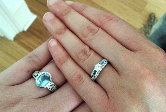 Vanessa Engagement Rings