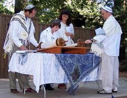 Julian Lacey bar mitzvah